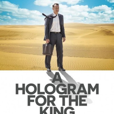Cine V.O.S.E. A hologram for the king. Sábado 9 Julio. 21:00. Aragonia.